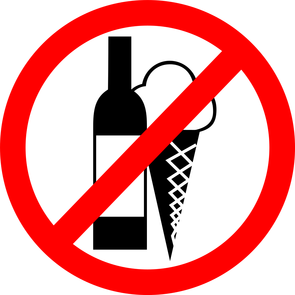 Ice clipart ice drink. Onlinelabels clip art sign