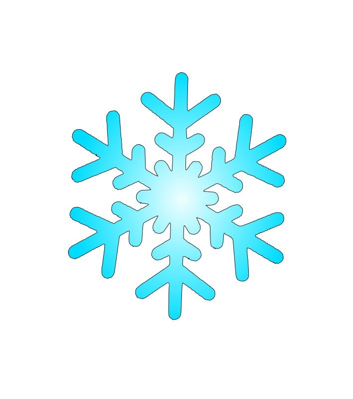 Snow medium image png. Ice clipart ice flake