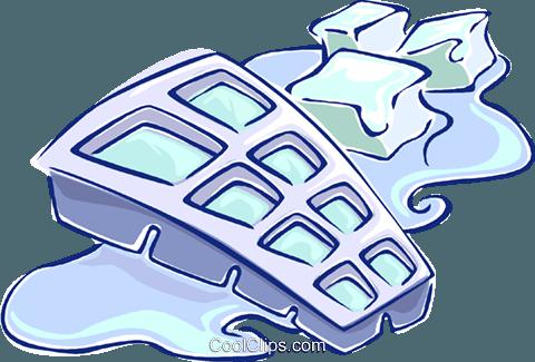 Cube clip art library. Ice clipart ice tray