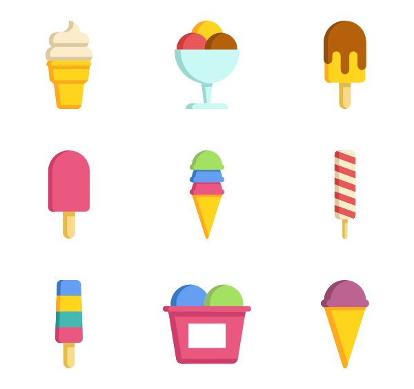 icon packs vector. Ice clipart icepack