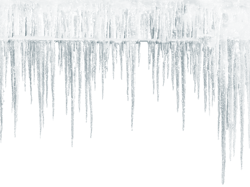 Icicles clipart ice sickle. Seamless icicle png free