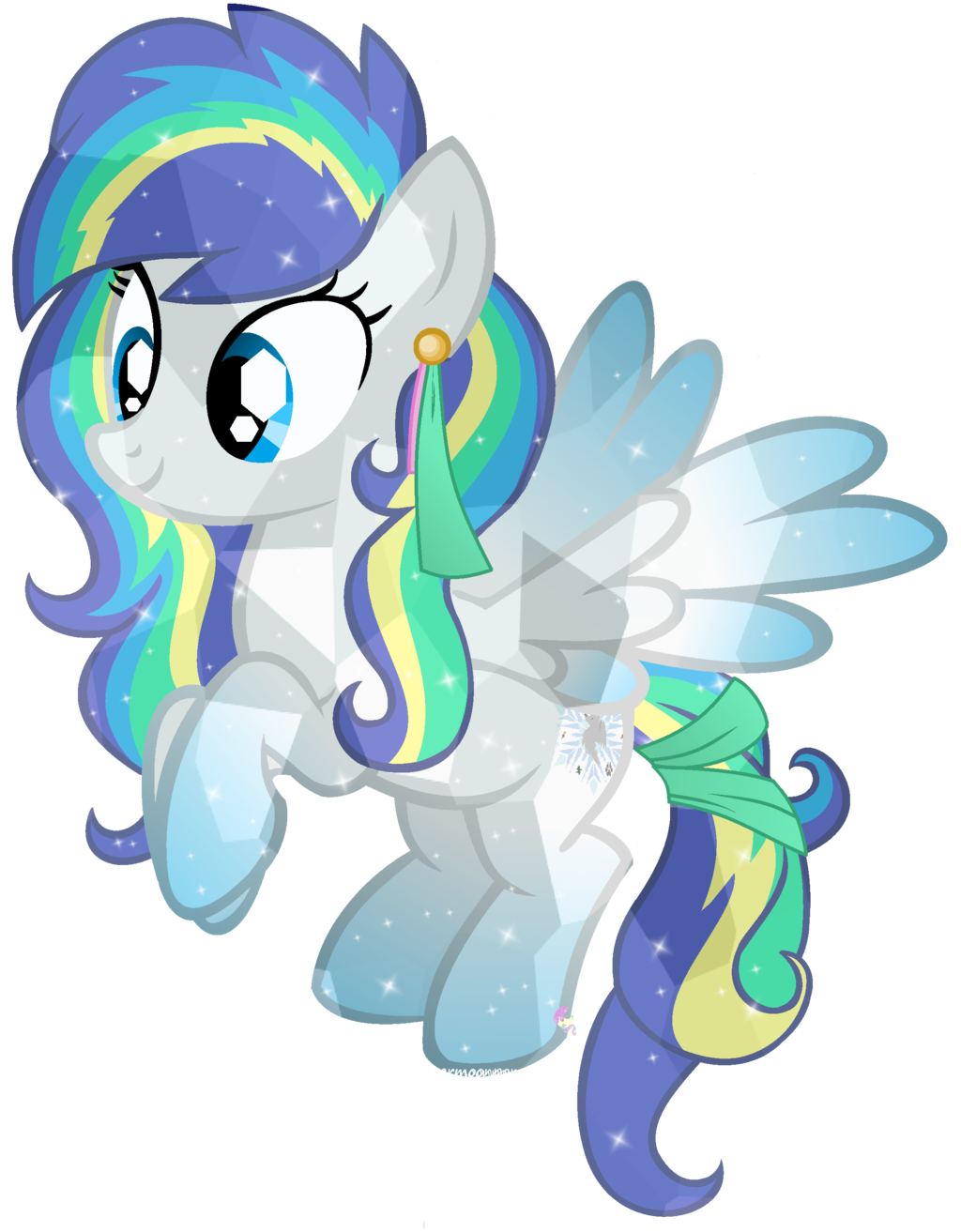 Ice clipart icy wind. Request for frozendashicewolf by