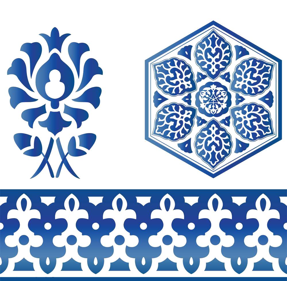 Ice clipart pattern design. Islamic geometric patterns visual