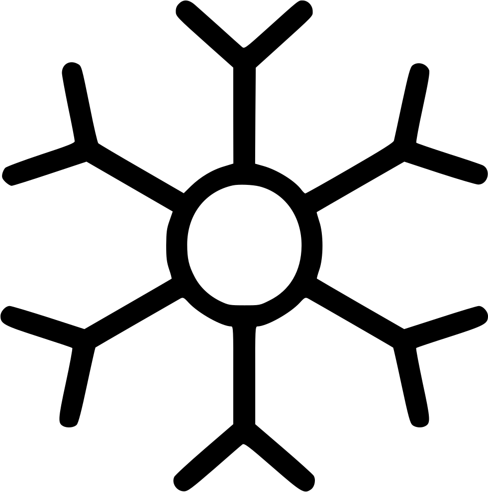 Ice clipart physical property. Snow flake winter svg