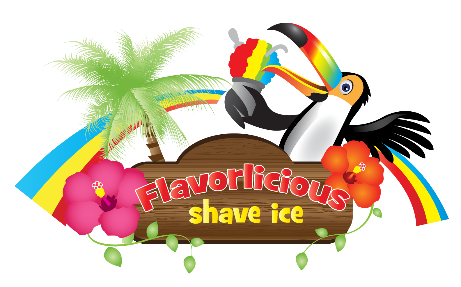Ice clipart shave ice. Flavorlicious