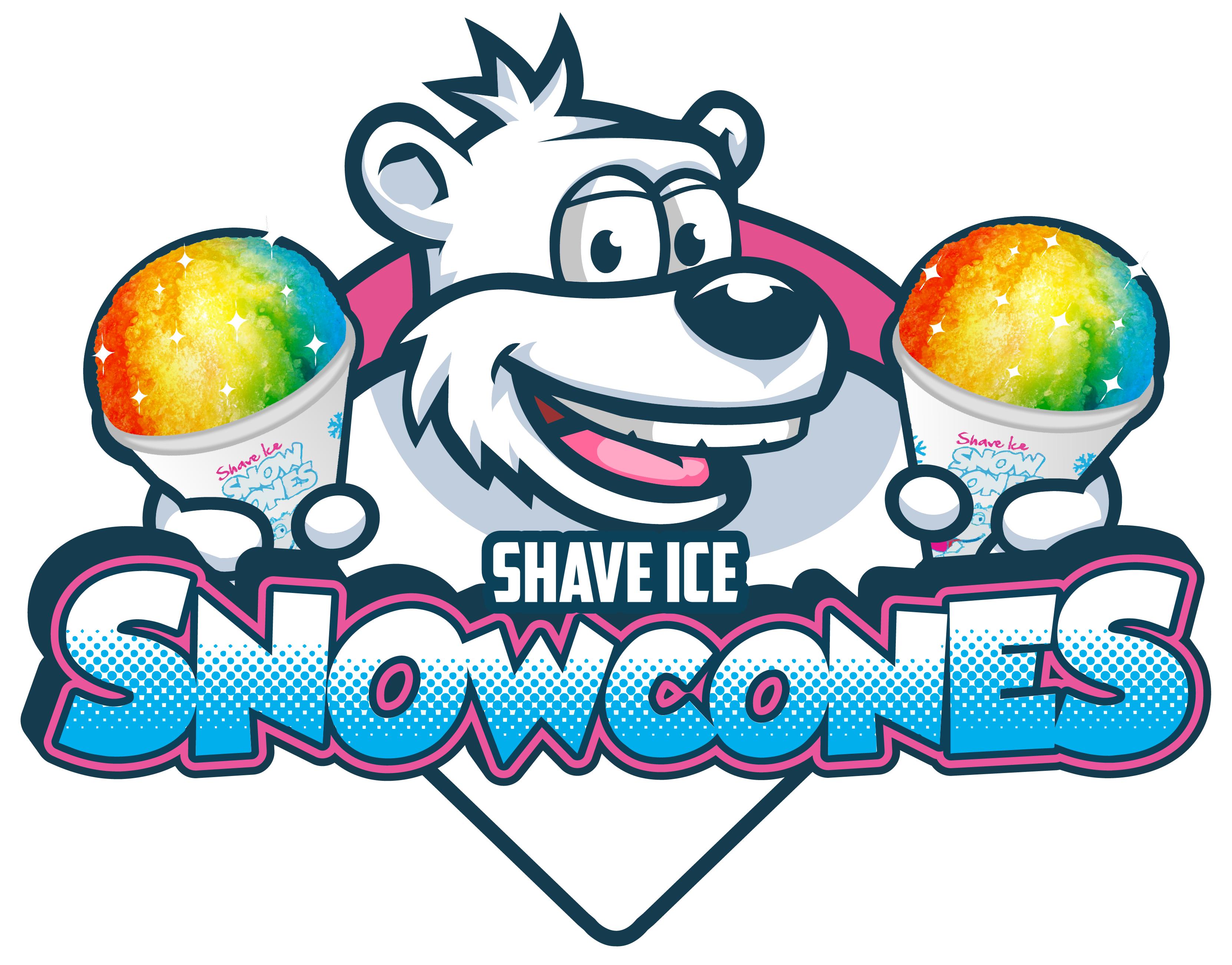 Snow cones ebay shops. Ice clipart slush puppy