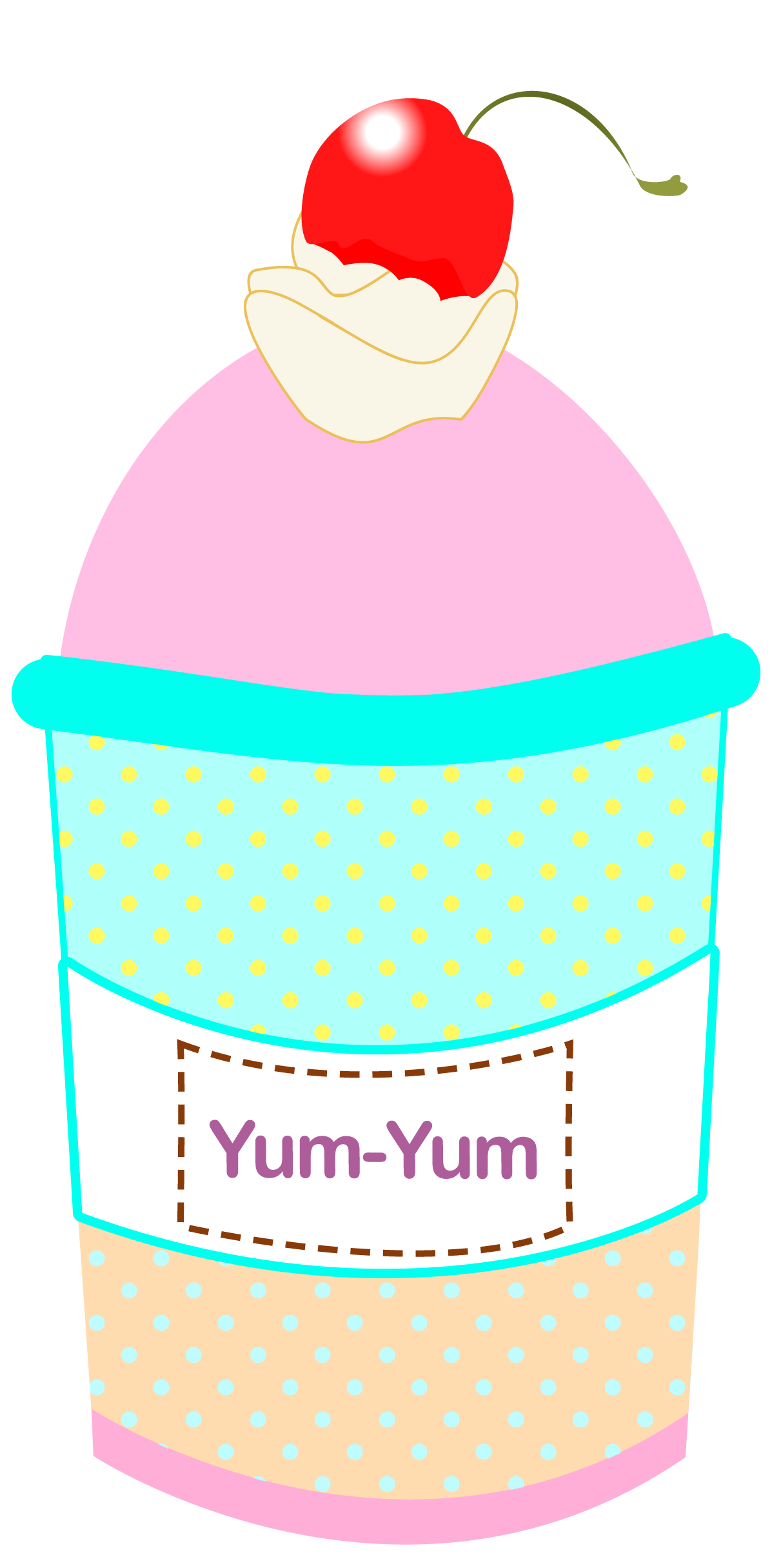 cream n png. Ice clipart transparent background