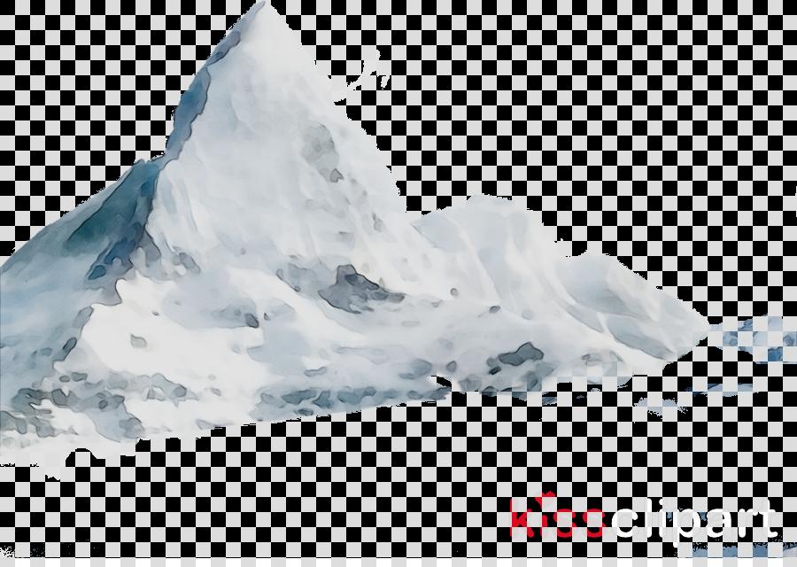 Iceberg clipart ice lake. Cartoon mountain