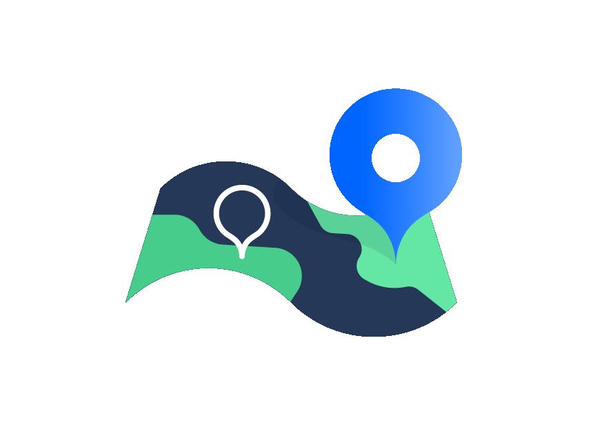 Atlassian illustration system trace. Iceberg clipart visual
