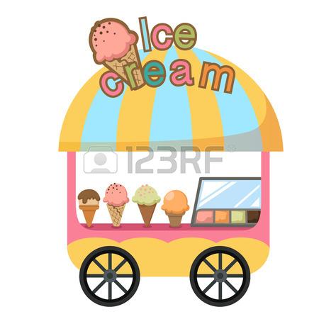 Ice cream free download. Icecream clipart cart