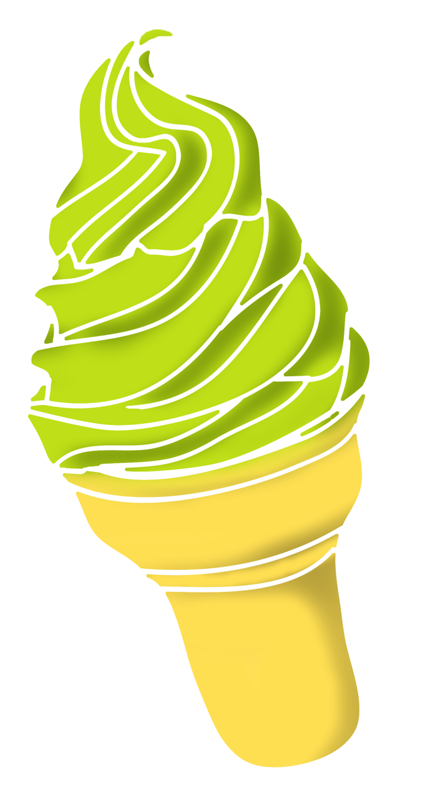 Icecream clipart frozen treat. Rohana design wonderland el