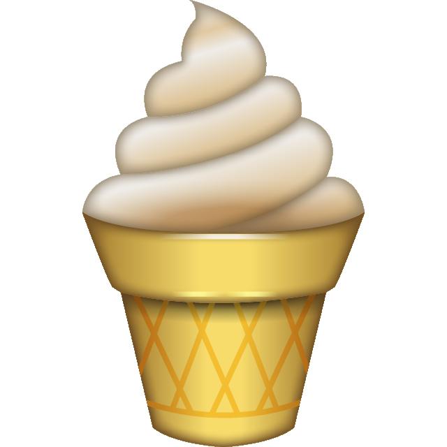 Download ice cream emoji. Icecream clipart frozen treat
