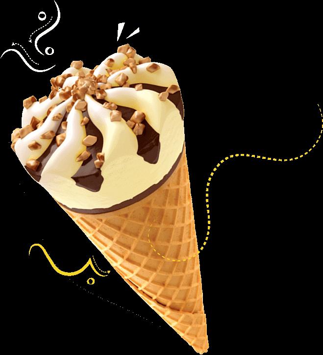 Icecream clipart kulfi. Volup ice cream made