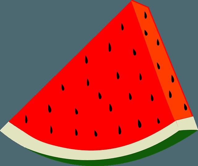 Icecream clipart triangle watermelon. Visalia montessori school elementary