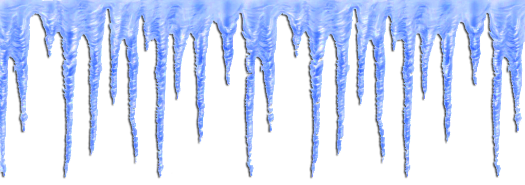 Ice border png. Free icicle cliparts download