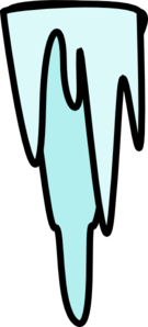 Starter clip art at. Icicle clipart