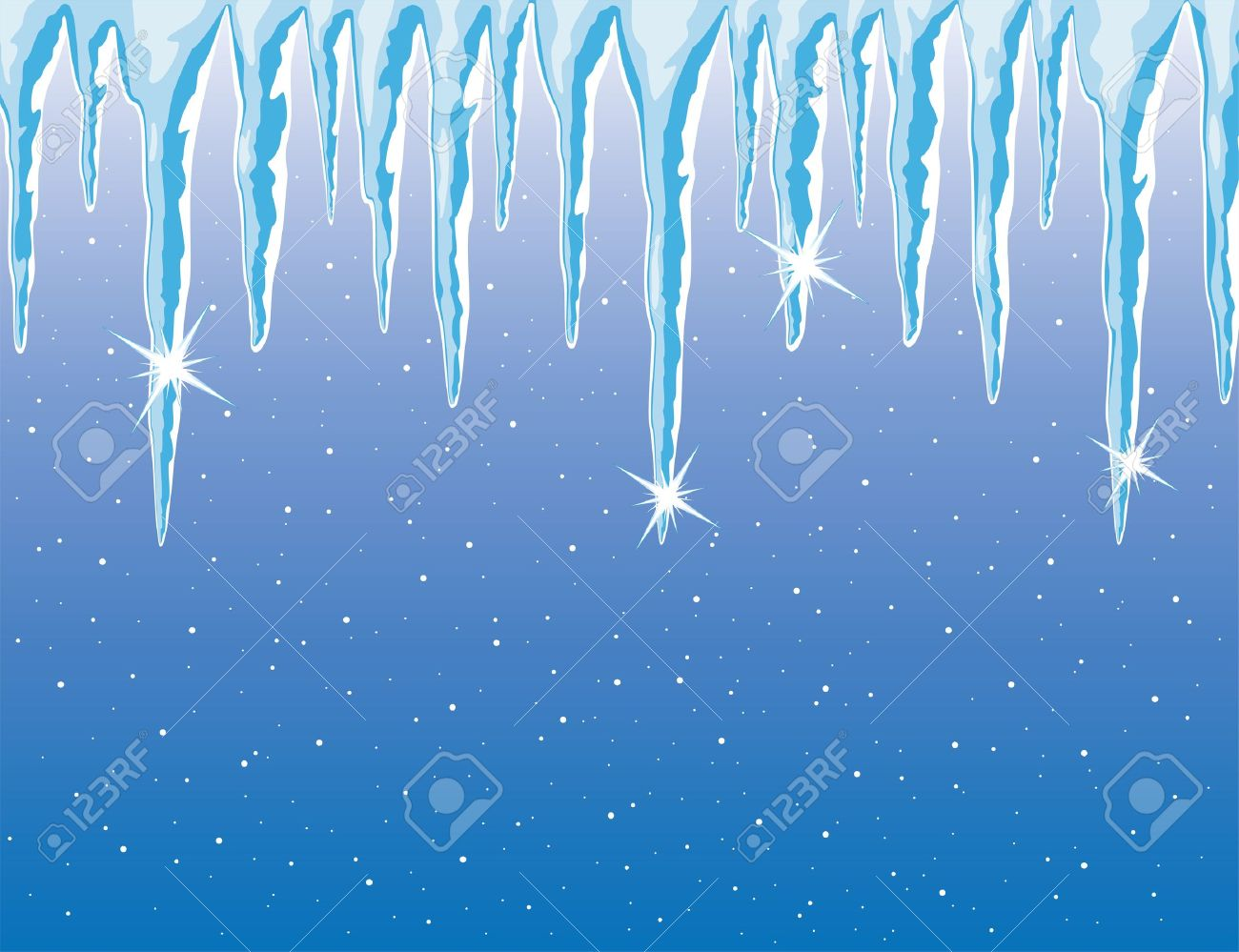 Icicles clipart blue snowflake. Icicle x free clip