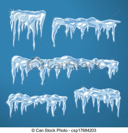 Pin on mood board. Icicle clipart drawing