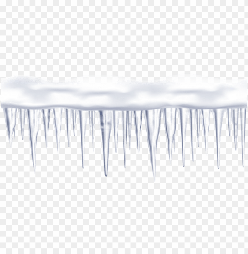 Icicle clipart fake. Transparent icicles png free