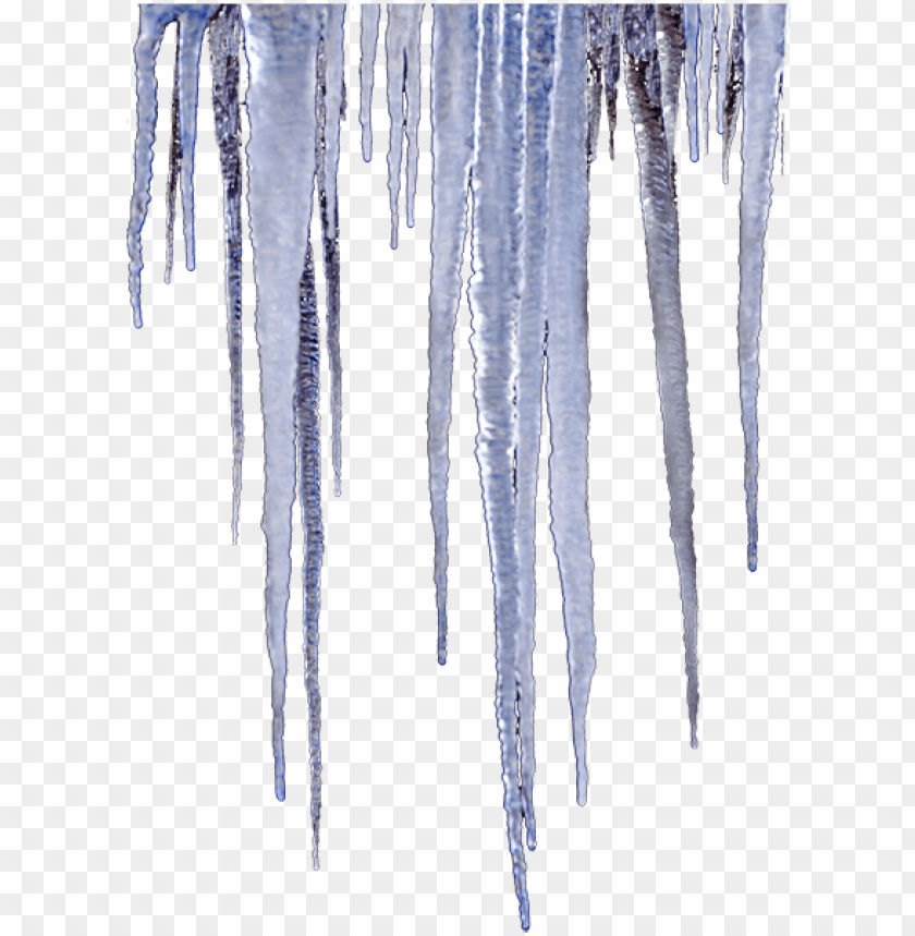 Icicles drawing winter png. Icicle clipart fake