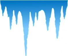 best images in. Icicle clipart fake