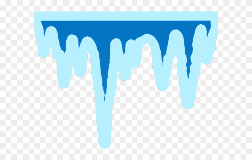 Icicles clipart frosty weather. Icicle png download