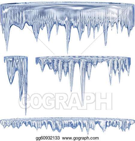 Free icicle download clip. Icicles clipart ice crystal