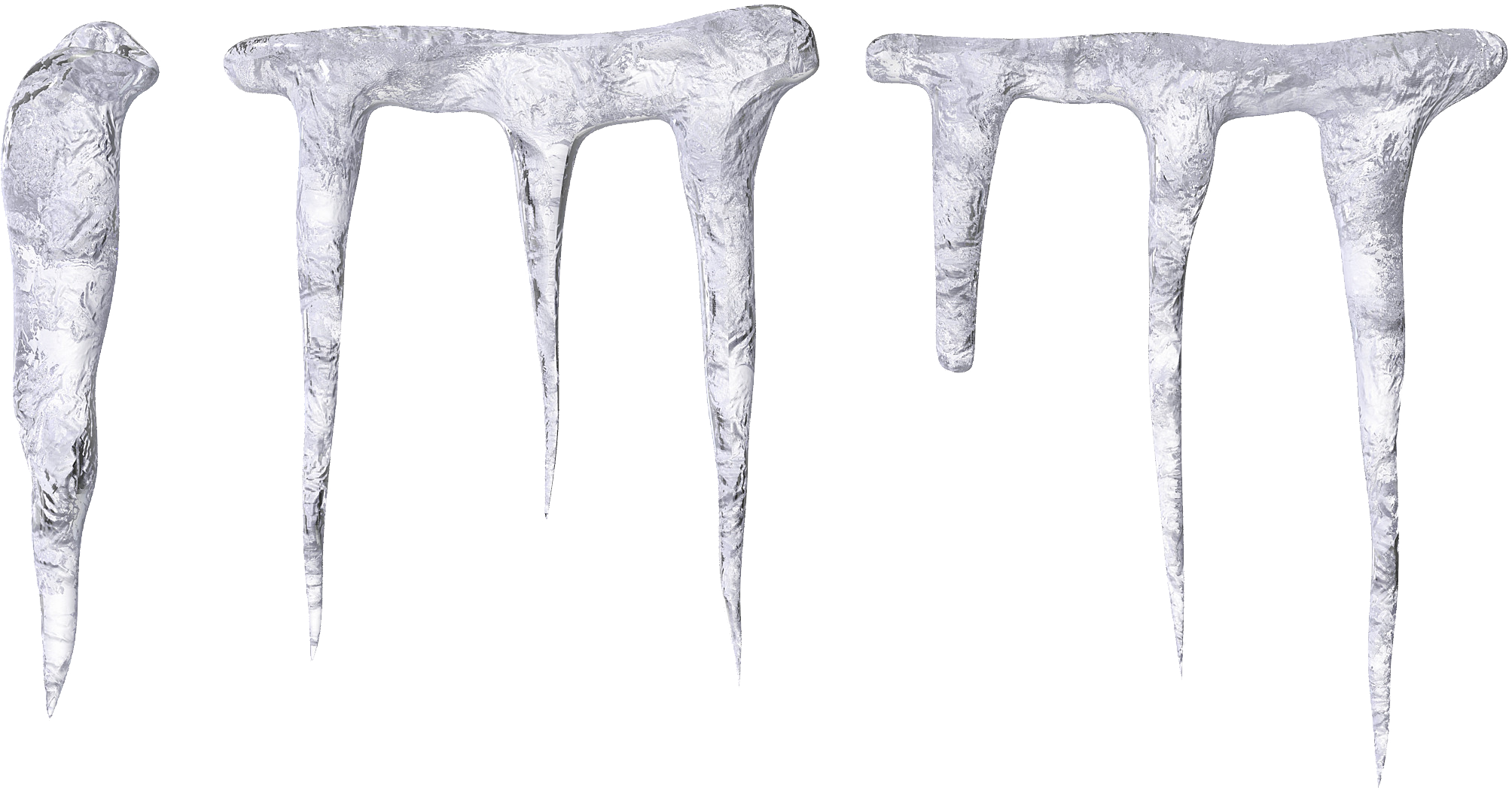 Icicles ice cycle