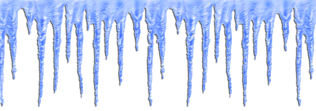 icicles clipart icy