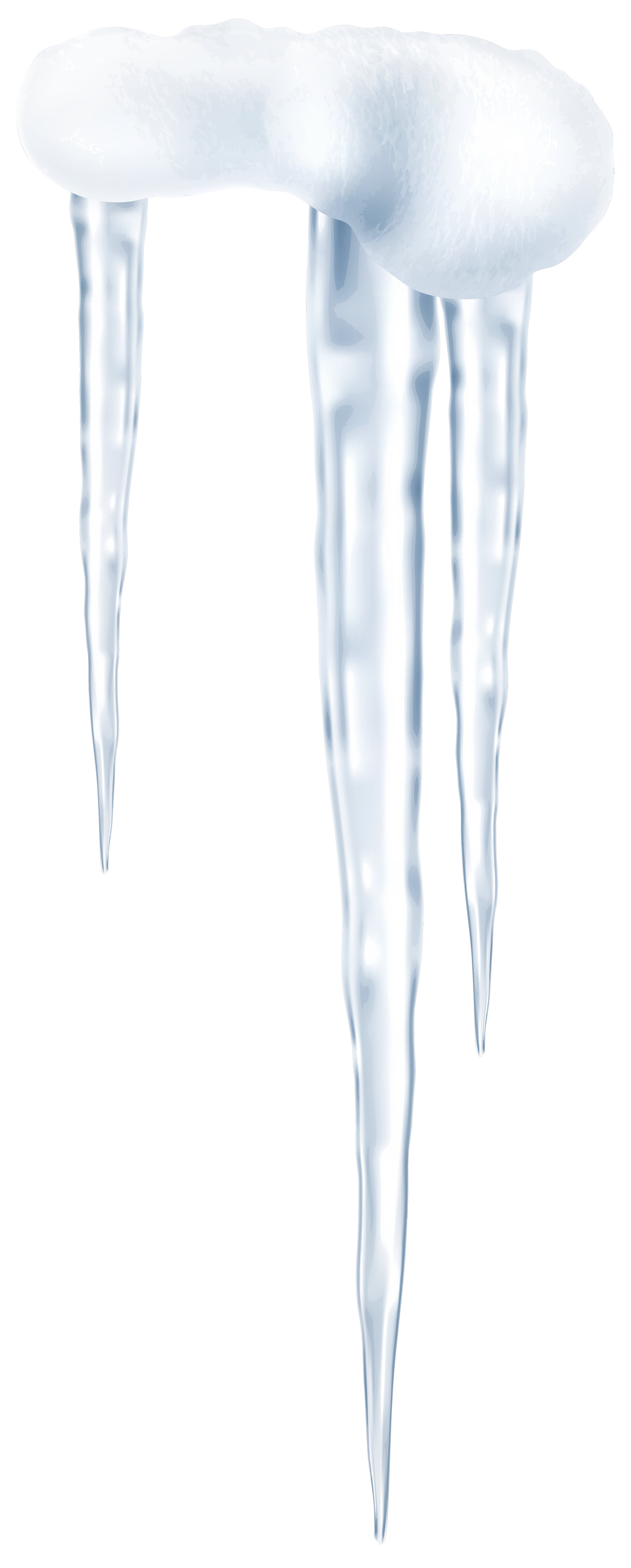 Small transparent png clip. Icicles clipart stalactite