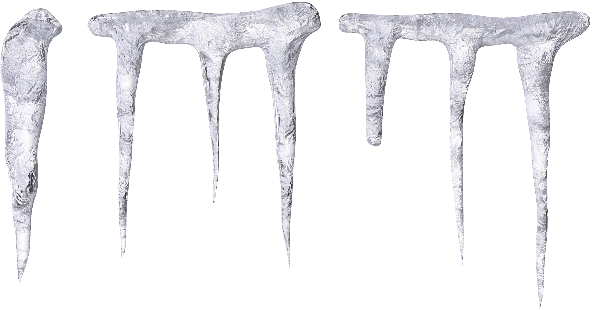 collection of icicle. Icicles clipart frost