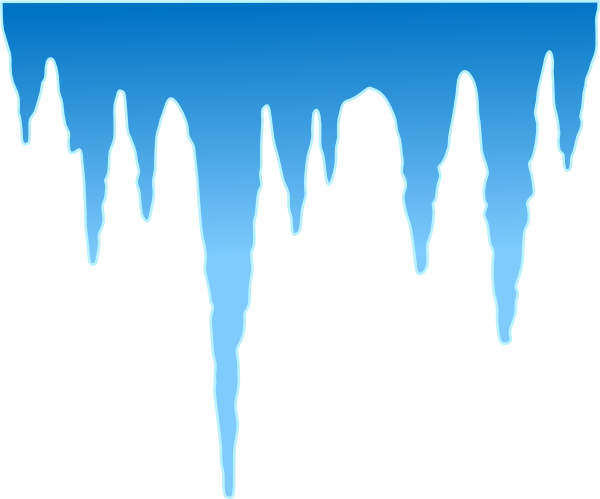 icicles clipart