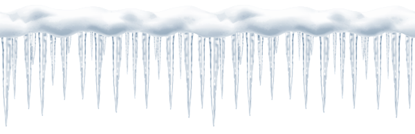 Icicles clipart. Long transparent png clip