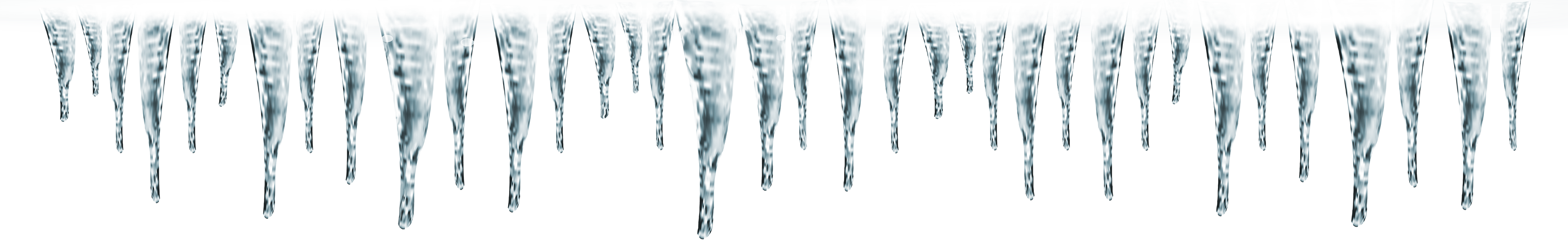 Icicles png clip art. Icicle clipart blue