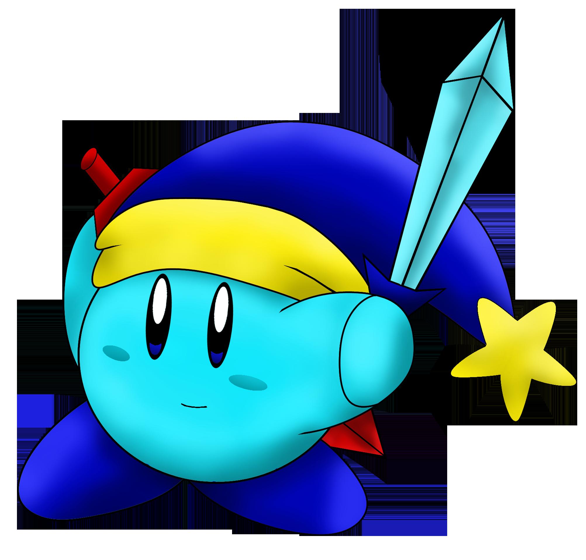 Icicles clipart frost. Kirby s dreamfanon fandom