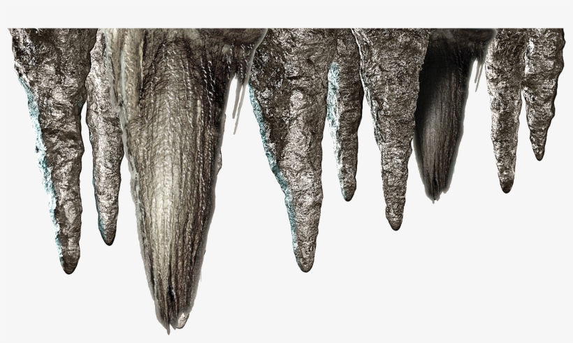 Png photo stalactites and. Icicles clipart stalactite