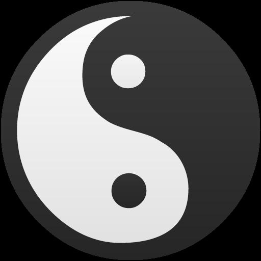 Yin yang true false. Icon png images