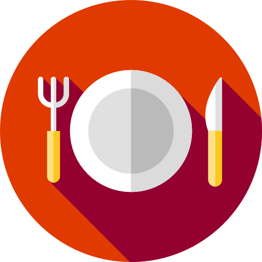Dish page svg . Food icon png