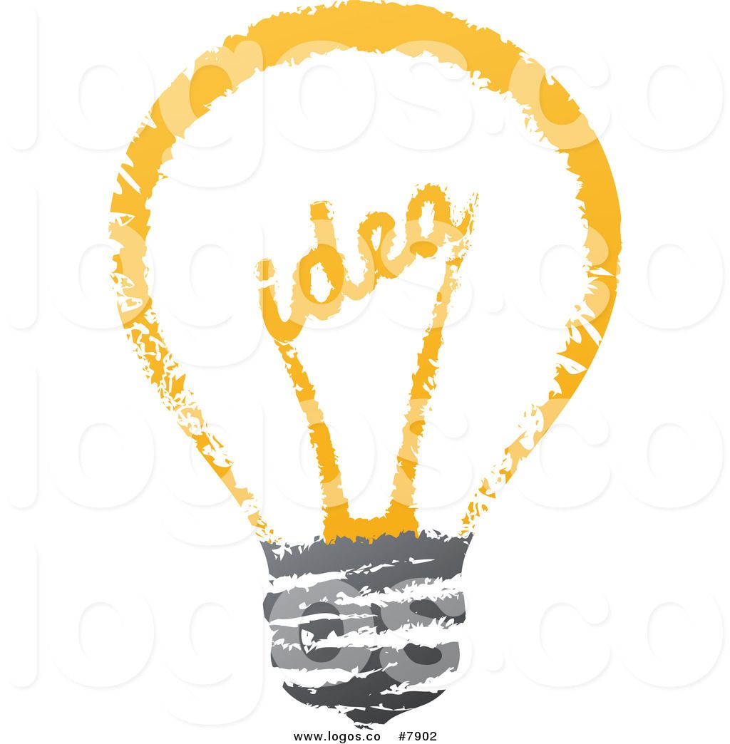 Lamp clipart vector. Royalty free clip art