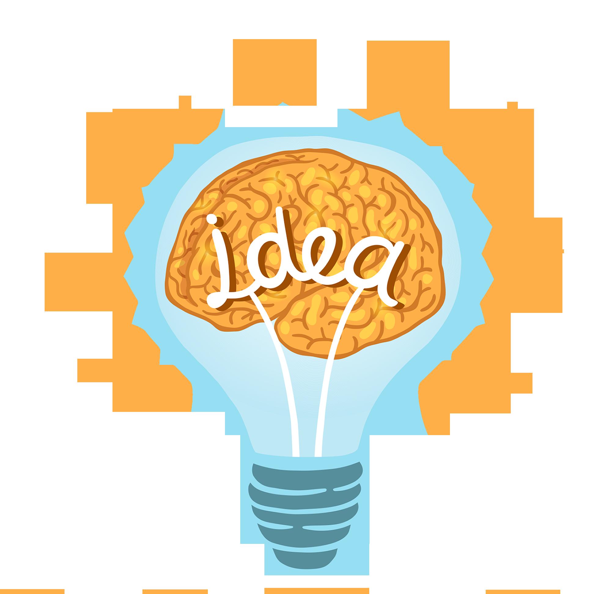 Idea clipart brain.  amazing decision making