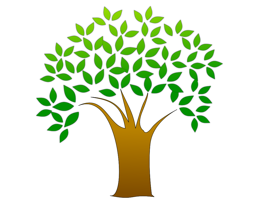 Group tree of clip. Knowledge clipart knowledgeable