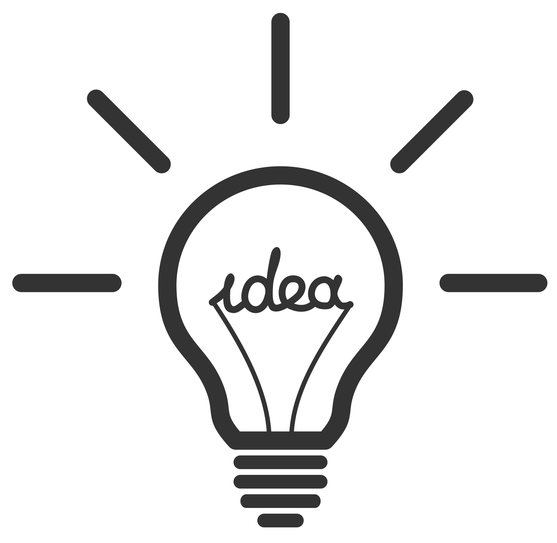 collection of lightbulb. Lamp clipart bilb