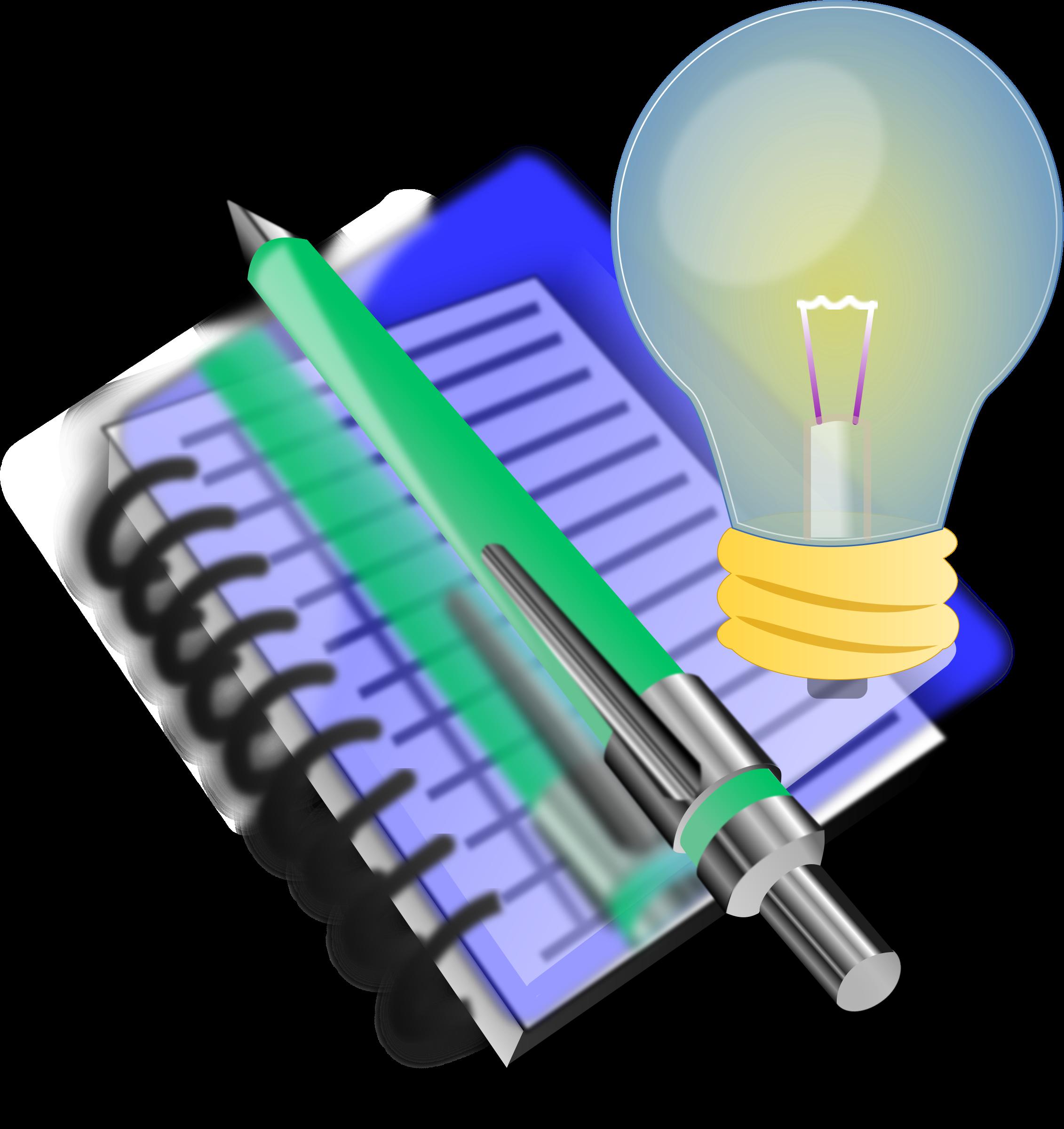 Idea clipart project objective. Big image png
