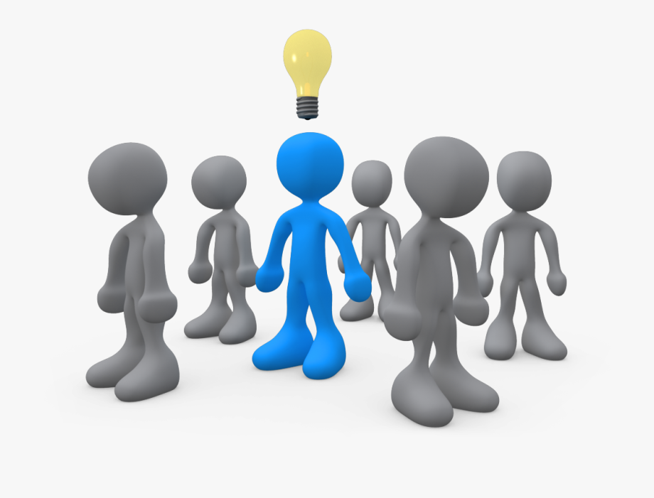 Excited gif business free. Idea clipart understanding person