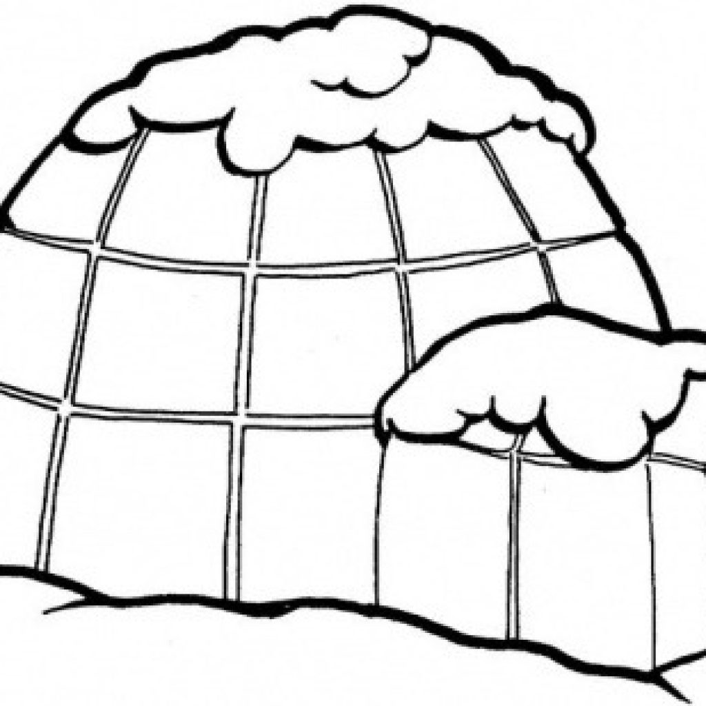 Igloo clipart. Tree hatenylo com incredible