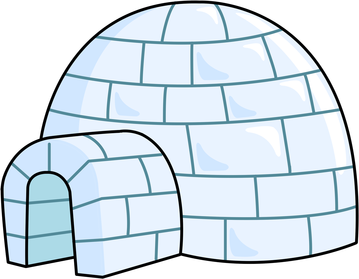 Igloo clipart animated. Download picture of transparent