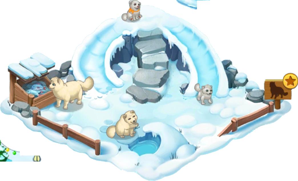 Igloo clipart arctic. Fox township wiki fandom
