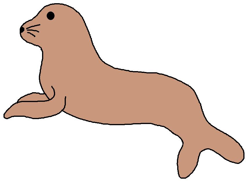 igloo clipart artic seal