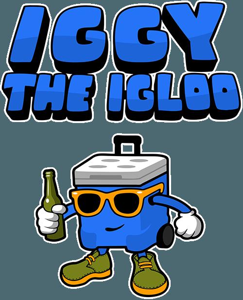 igloo clipart scene