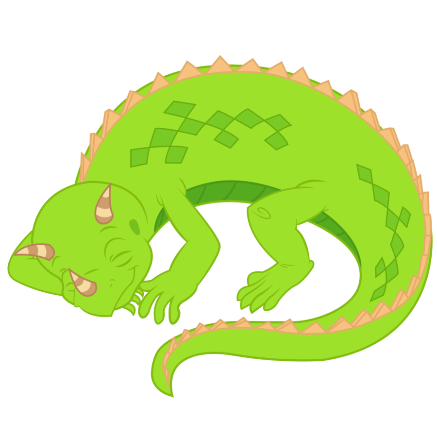 Msb favourites by joofizle. Iguana clipart yellow green